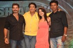 Neil Nitin Mukesh, Shiamak Davar, Ameesha Patel and Susi Ganesh promote 'Shortcut Romeo'