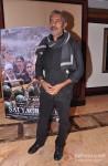 Prakash Jha At Trailer launch of Satyagraha Pic 2