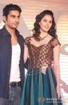 Prateik Babbar And Amyra Dastur at 'Issaq Tera' Song launch Pic 1