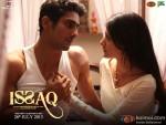 Prateik Babbar and Amyra Dastur in Issaq Movie Stills