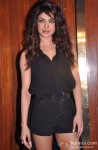 Priyanka Chopra looks ravishing in a black jump suit