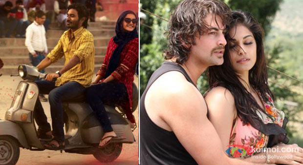 Raanjhanaa Abnd Shortcut Romeo Movie Stills