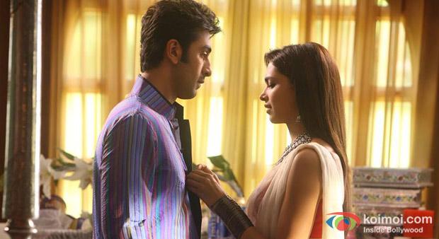 Ranbir Kapoor And Deepika Padukone in Yeh Jawaani Hai Deewani Movie Stills
