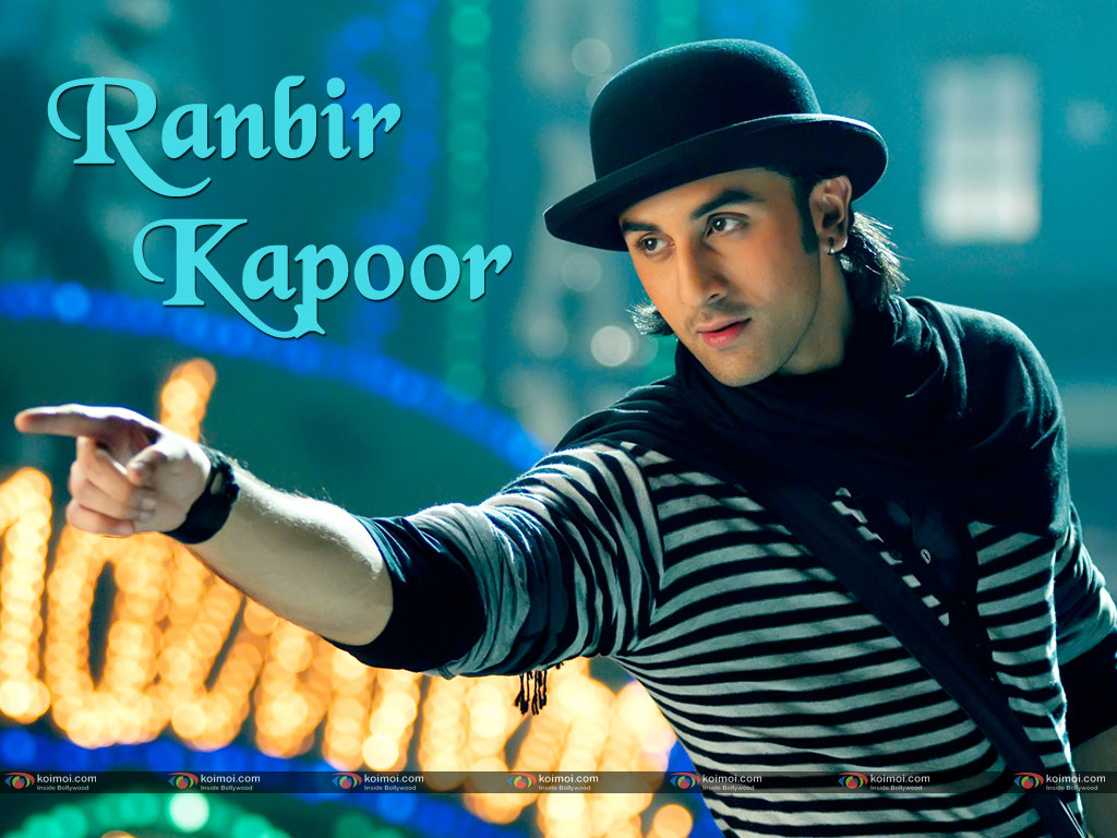 Ranbir Kapoor Wallpaper 2