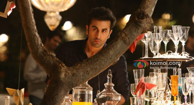 Ranbir Kapoor in Yeh Jawaani Hai Deewani Movie Stills