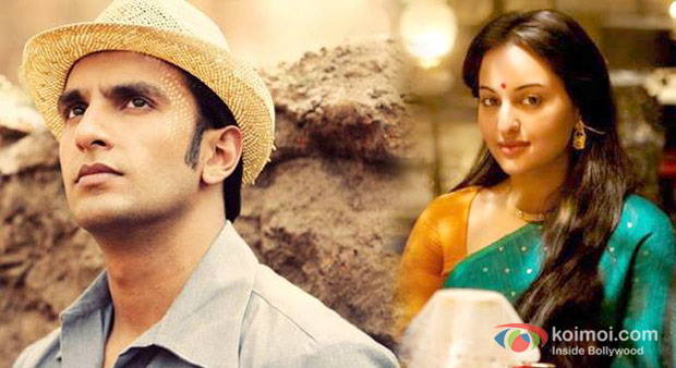 Ranveer Singh And Sonakshi Sinha Lootera Movie Stills