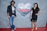 Ranveer Singh And Sonakshi Sinha Promote Lootera on Emotional Atyachar Pic 1