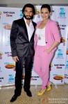 Ranveer Singh, Sonakshi Sinha promote 'Lootera' on 'DID Super Moms' Pic 1