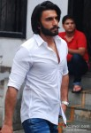 Ranveer Singh Attend Priyanka Chopra's Father's Funeral PIc 2
