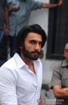 Ranveer Singh Attend Priyanka Chopra's Father's Funeral PIc 1