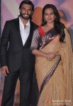 Ranveer Singh And Sonakshi Sinha At Lootera Music Launch Pic 2