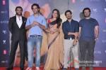 Ranveer Singh, Vikramaditya Motwani, Sonakshi Sinha, Amit Trivedi And Vikas Bahl At Lootera Music Launch Pic 1