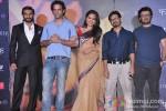 Ranveer Singh, Vikramaditya Motwani, Sonakshi Sinha, Amit Trivedi And Vikas Bahl At Lootera Music Launch Pic 2