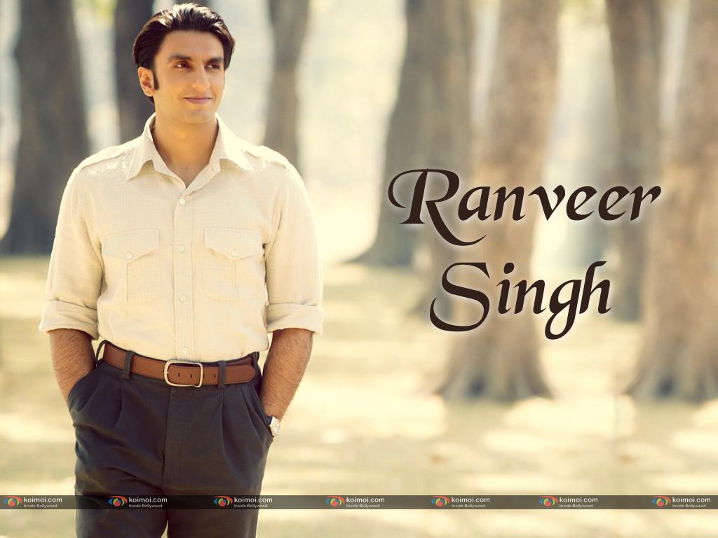 Ranveer Singh Wallpaper 5 Koimoi