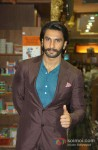 Ranveer Singh launches Mills and Boons Series Pic 1