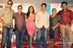 Ranvir Shorey, Vinay Pathak, Vishakha Singh, Tusshar Kapoor, Dolly Ahluwalia And Ravi Kishan At Launch of Bajatey Raho First Look