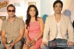 Ranvir Shorey, Vishakha Singh And Tusshar Kapoor At Launch of Bajatey Raho First Look