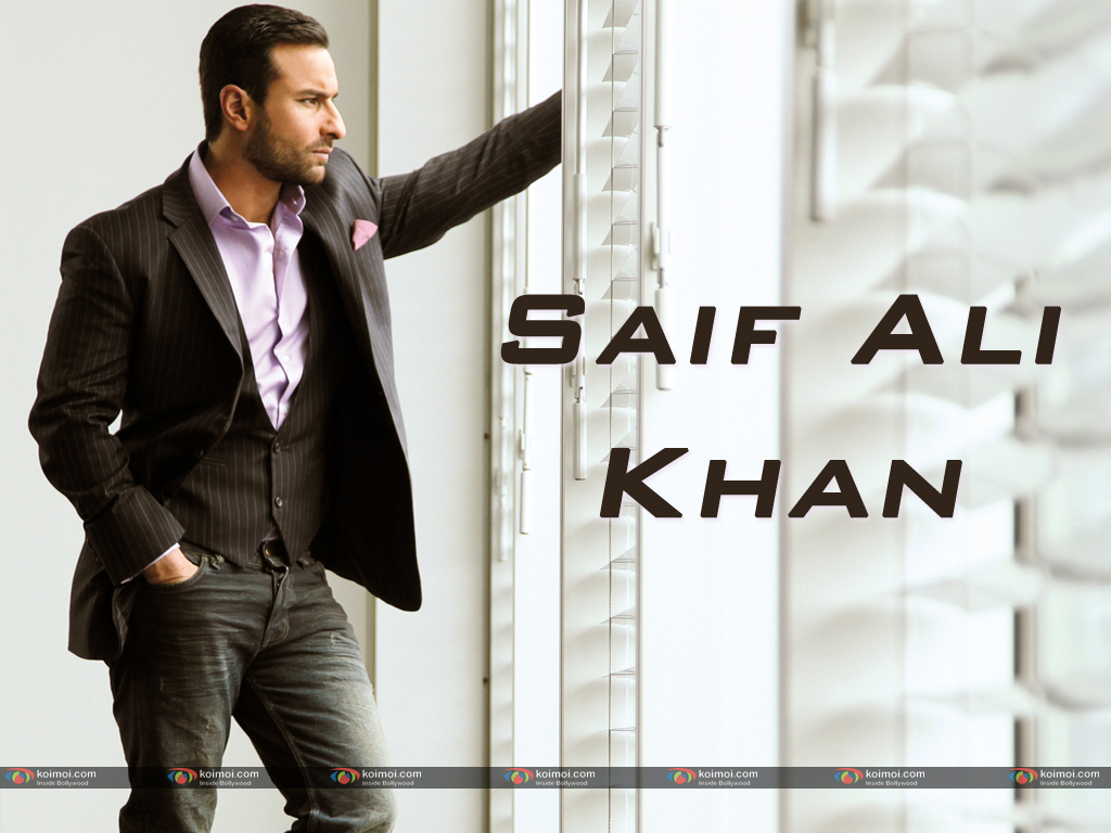 Saif Ali Khan Wallpaper 2