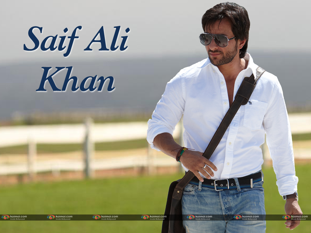 Saif Ali Khan Wallpaper 3