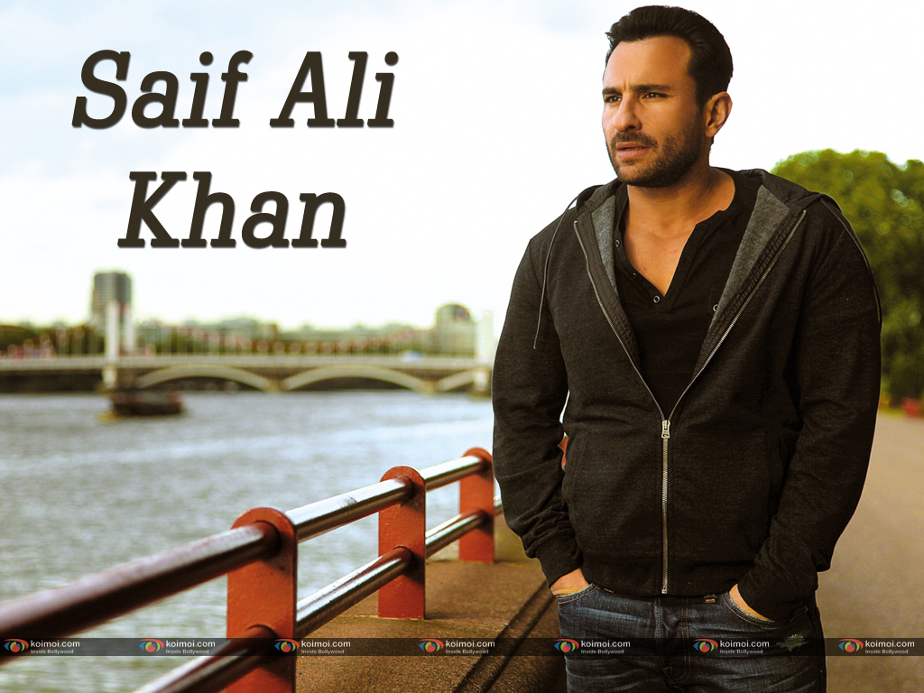 Saif Ali Khan Wallpaper 5