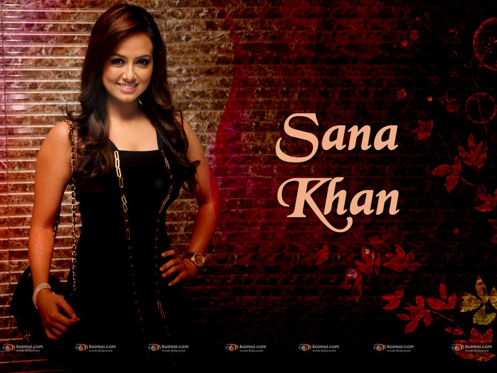 Sana Khan Wallpaper