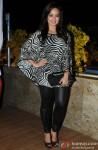 Sana Khan dons a ravishing look