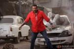 Sanjay Dutt in Policegiri Movie Stills