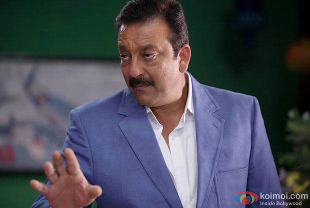 Sanjay Dutt in Policegiri Movie Stills Pic 6