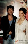 Shah Rukh Khan And Deepika Padukone Launch Chennai Express Trailer Pic 2