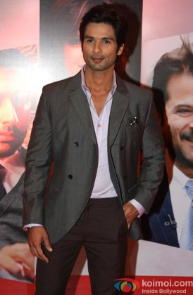 Shahid Kapoor at the Hindustan times Most Stylish Awards 2013