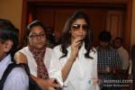Shilpa Shetty At Priyanka Chopra's Father's Prayer Meet