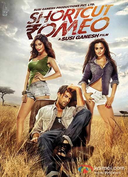 Shortcut Romeo Movie Poster