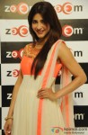 Shruti Haasan visits the Zoom Studio