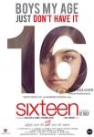 Sixteen Movie Poster 2