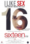 Sixteen Movie Poster 3
