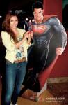 Soha Ali Khan attend 'Man Of Steel' Premiere