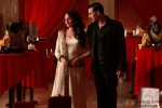 Sonakshi Sinha and Akshay Kumar in Once Upon A Time In Mumbaai Dobaara! Movie Stills Pic 4