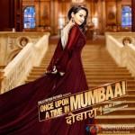 Sonakshi Sinha in Once Upon A Time In Mumbaai Dobaara! Movie Poster