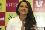 Sonakshi Sinha launches Mills and Boons Series Pic 1
