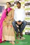 Sonam Kapoor and Dhanush promote their upcoming Film Raanjhanaa Pic 4