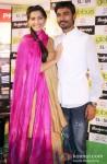 Sonam Kapoor and Dhanush promote their upcoming Film Raanjhanaa Pic 1