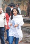 Sophie Choudry Attend Priyanka Chopra's Father's Funeral