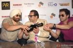 Sunny Deol, Dharmendra and Bobby Deol at Yamla Pagla Deewana 2 Movie Promotion Pic 3