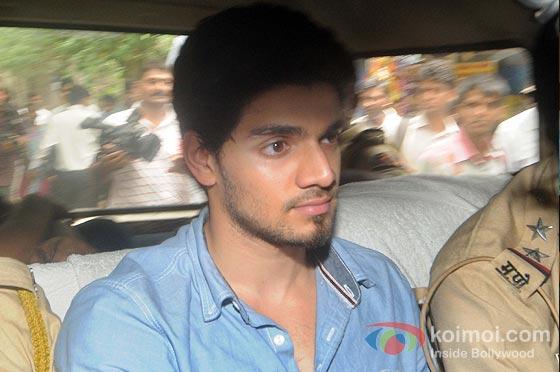 Suraj Pancholi Detained By Mumbai Police
