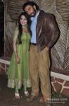 Tina Dutta And Ranveer Singh promote Lootera on the sets of Uttaran