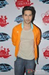 Varun Dhawan Launches A New Ride At 3D Theme Park Pic 6
