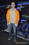 Varun Dhawan Launches A New Ride At 3D Theme Park Pic 5