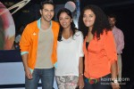 Varun Dhawan Launches A New Ride At 3D Theme Park Pic 4