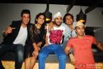 Varun Sharma, Vishakha Singh, Manjot Singh, Ali Fazal and Pulkit Samrat at 'Celebrate With the Fukro Ki Toli' Pic 1