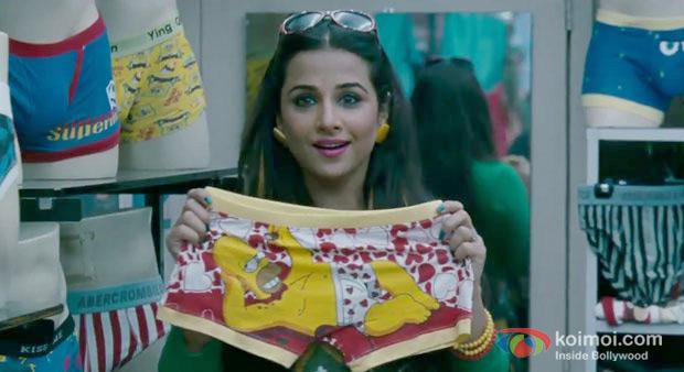 Vidya Balan in Ghanchakkar Movie Stills